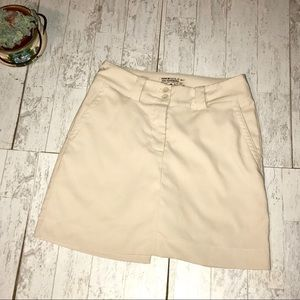 Nike Golf Tour Performance Dri-Fit Skort Khaki sz0